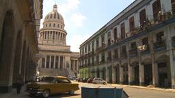 HD2009-4-5-2 Havana capitol Footage