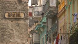 HD2009-4-5-6 Havana Apts rack Stock Video Footage