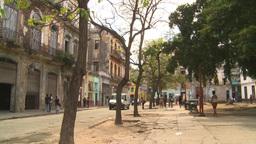 HD2009-4-5-8 Havana neighborhood Stock Video Footage