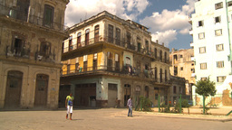 HD2009-4-5-14 Havana neighborhood Footage