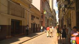 HD2009-4-5-16 Havana street Footage