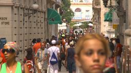 HD2009-4-5-18 Havana street Footage