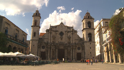 HD2009-4-5-26 Havana cathedral square Footage