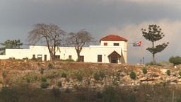 HD2009-4-5-32 Havana fort Stock Video Footage