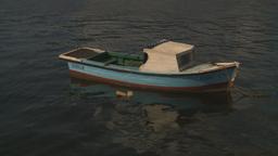 HD2009-4-5-38 Havana fishingskiff Footage