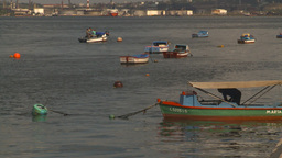 HD2009-4-5-40 Havana fishingskiff Stock Video Footage
