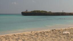 HD2009-4-6-2 Cuba beach Stock Video Footage