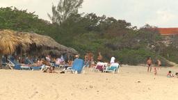 HD2009-4-6-4 Cuba beach Footage