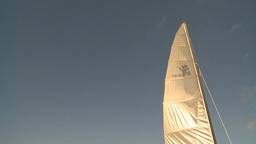HD2009-4-6-6 Cuba top of sail Stock Video Footage