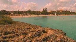 HD2009-4-6-20 Cuba beach Footage