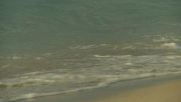 HD2009-4-6-39 Cuba beach sunset Stock Video Footage