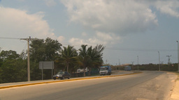 HD2009-4-7-15 Cuba highway Stock Video Footage
