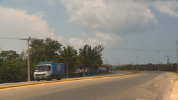 HD2009-4-7-15 Cuba highway Footage