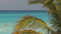 HD2009-4-7-23 Cuba beach Stock Video Footage