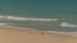HD2009-4-7-27 Cuba beach Footage