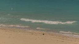 HD2009-4-7-27 Cuba beach Stock Video Footage