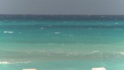 HD2009-4-7-39 Cuba ocean surf Stock Video Footage