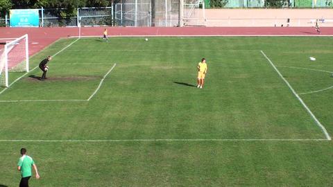 Football Training Footage