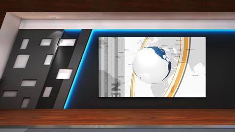 TV Studio 102b Footage