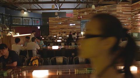 Pier 2 Art Center - ground level Footage
