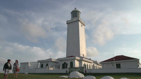 081 Laguna , Santa Marta Lighthouse Footage