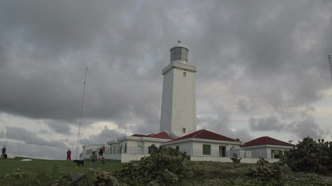 083 Laguna , Santa Marta Lighthouse Footage