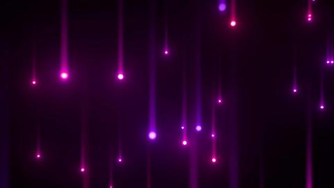 Glow particles 2 U 1 G 4 4 K 動画素材, ムービー映像素材