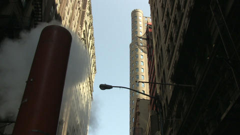 Steam in New York City Live Action