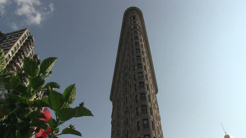Flatiron Building Footage