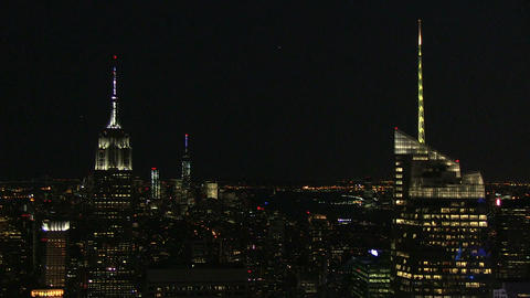 Empire State Building Footage