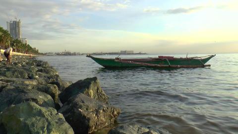 fishing boat Footage