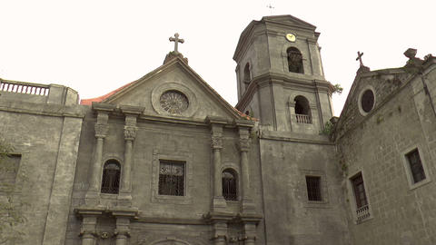 san agustin church Footage