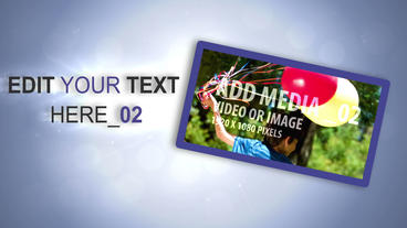 Social Media Light Box After Effects Template