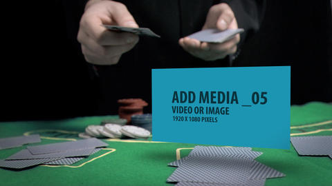 Casino Media After Effects Template