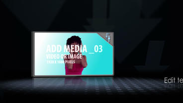 Media download After Effects Template
