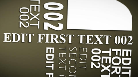 Reamy Technology Text After Effects Template