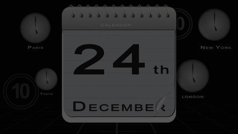Calender Countdown - 1