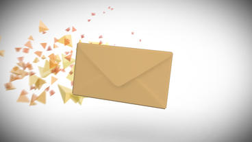 Email concept After Effects Template