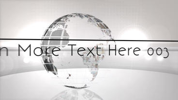 Video Globe After Effects Templates