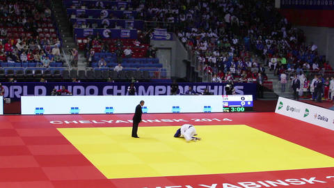 Judo World Championship. Russia. August 27, 2014 1