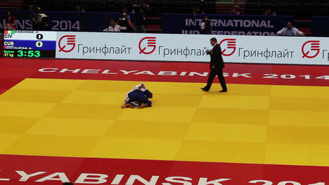 Judo World Championship. Russia. August 27, 2014 2