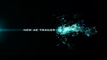 Colorama Trailer (titles only ) After Effects Template