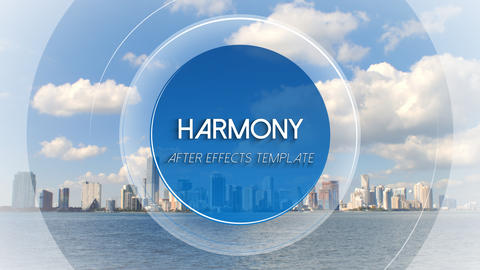 Harmony Pack / After Effects Templates