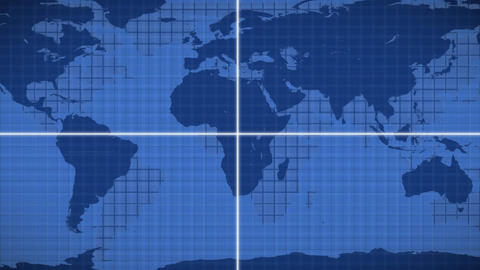 International Media Target Map AE - 1