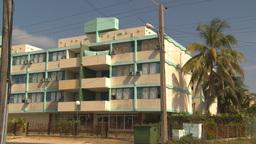 HD2009-4-7-58 Cuba ugly apt Stock Video Footage