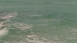 HD2009-4-8-2 waves crashing Stock Video Footage