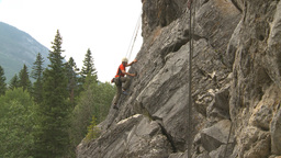 HD2009-8-3-1 rock climbing Footage