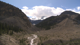 HD2009-8-10-21 glacier valley Footage