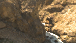 HD2009-8-21-4 steep trail pan glacier to gorge and back Footage
