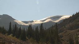 HD2009-8-21-6 glacial valley Stock Video Footage